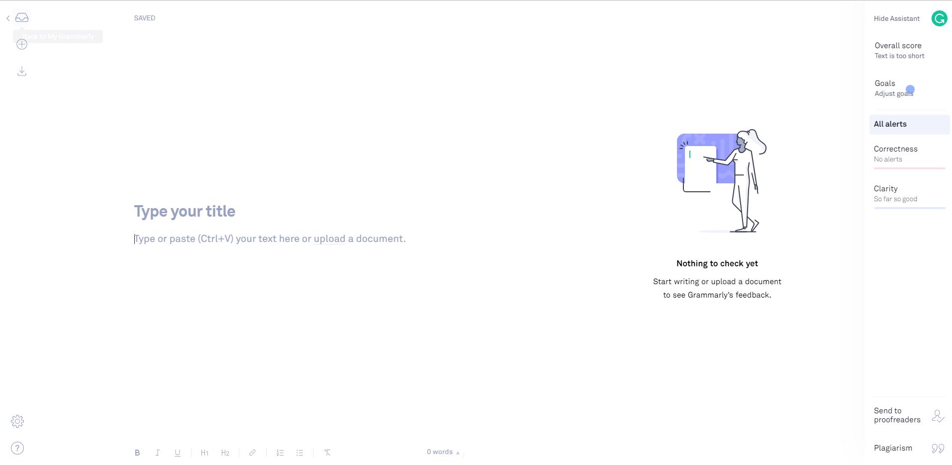 Grammarly-Screenshot