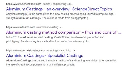 aluminium-casting-google-search